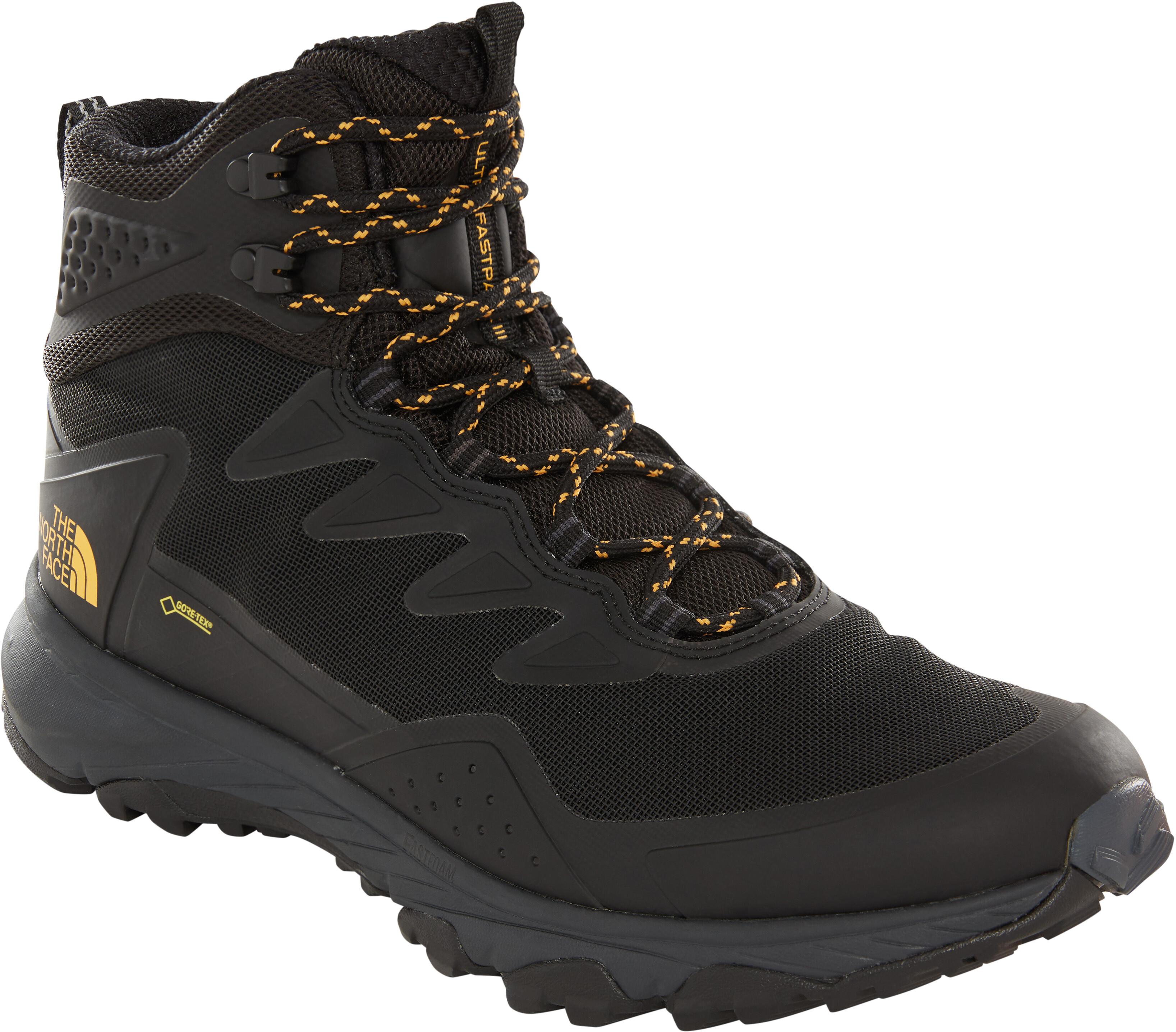 1292c4c776 The North Face Ultra Fastpack III Mid GTX Scarpe Uomo, tnf black/amber